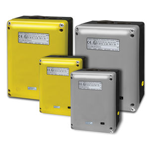 ATEX enclosure / wall-mount / rectangular / aluminum