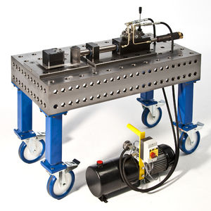 hydraulic bending machine