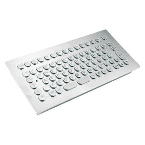 panel-mount keyboard / with mechanical keys / 84-key / without pointing device