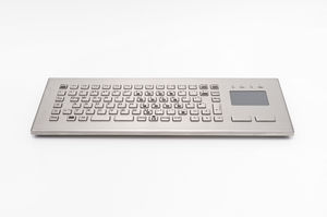 desktop keyboard / with mechanical keys / 84-key / with touchpad