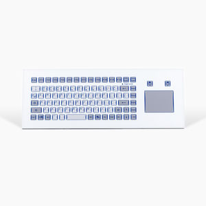 panel-mount keyboard / capacitive / 85-key / with touchpad
