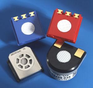 combustible gas gas sensor