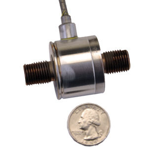 compression load cell / tension/compression / tension / in-line