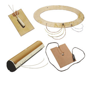flexible heating element / silicone