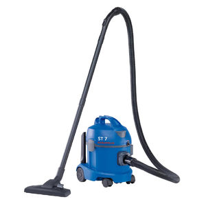 single-phase upright vacuum cleaner / compact / low-noise