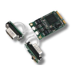 Mini PCIe communication interface card