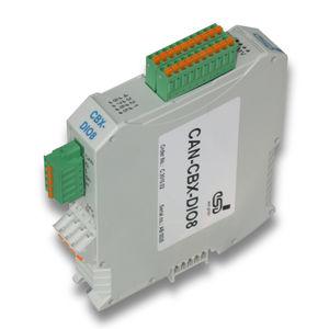 digital I/O module / CAN Bus / network / automation