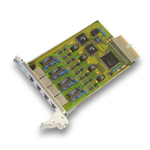 CompactPCI interface card / RS-232 / RS-485 / RS-422