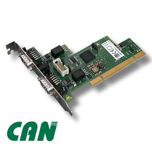 PCI bus communication interface card
