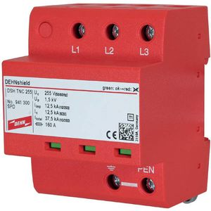 type 2 surge arrester / type 1 / type 3 / compact