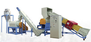 dry washing machine / automatic / process / for pipes