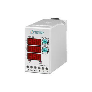 under-voltage control relay