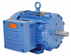 AC motor / 3-phase / asynchronous / explosion-proof