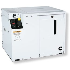 generator set for marine applications