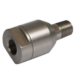 oil rotary union / hydraulic / high-pressure / low-pressure