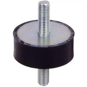 cylindrical anti-vibration mount