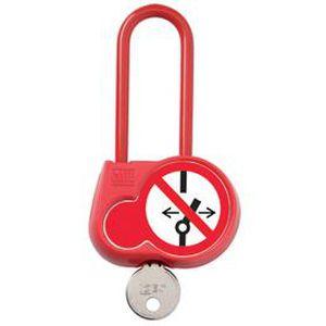 security padlock
