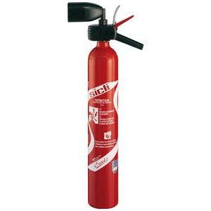 gas (CO2) extinguisher