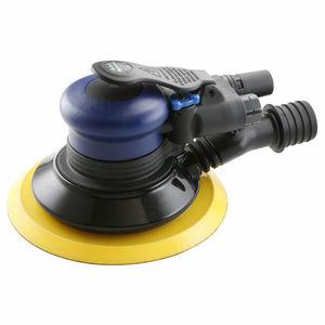 orbital sander / pneumatic / for metal / speed control