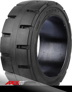 construction equipment tire / for forklift trucks / 15