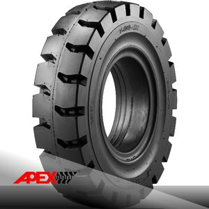 industrial tire / for forklift trucks / 8