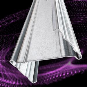 mounting photovoltaic panel profile