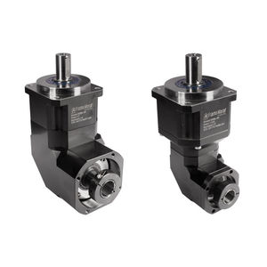 planetary gear reducer / helical / right angle / 20 - 50 Nm