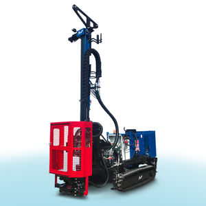 hydraulic drilling rig