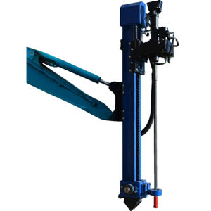 continuous flight auger (CFA) drilling rig
