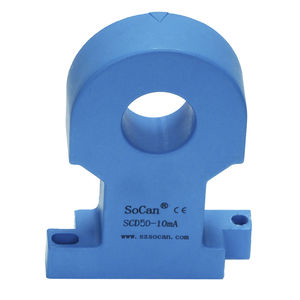 PCB integrated circuit current sensor