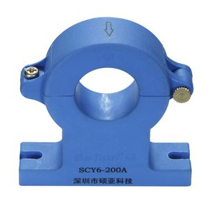 open-loop Hall effect current transducer