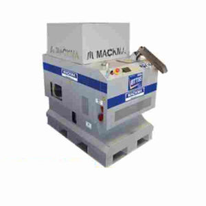metal chip briquetting machine
