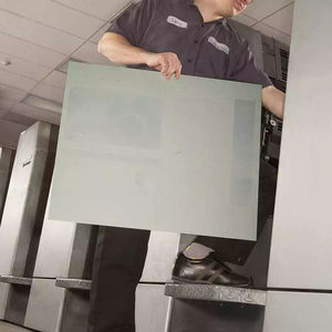 thermal offset plate