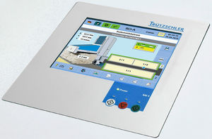 monitoring control system / level / humidity / digital