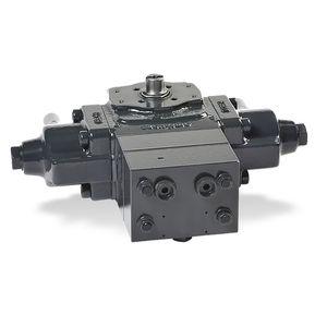hydraulic valve actuator