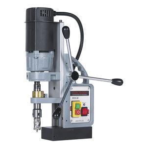 magnetic drill / column type / electric / cordless