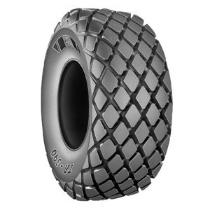 industrial tire / agricultural / for compactors / 26