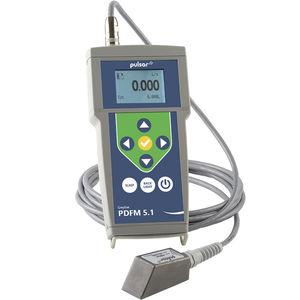 Doppler ultrasonic flow meter