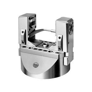key type workpiece clamping chuck