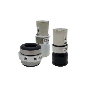 pneumatic gripper / soft / for bottles / for palletization robots
