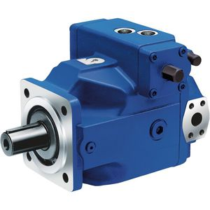 hydraulic axial piston pump / high-pressure / variable-displacement / low-noise