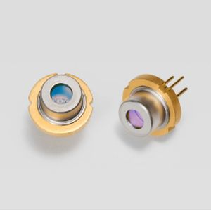 continuous wave laser diode