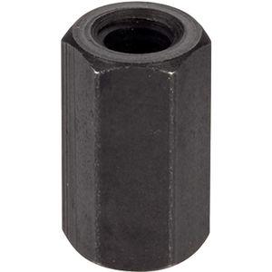 hexagonal nut / steel / extension