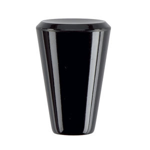 conical knob / threaded / cylindrical / plastic