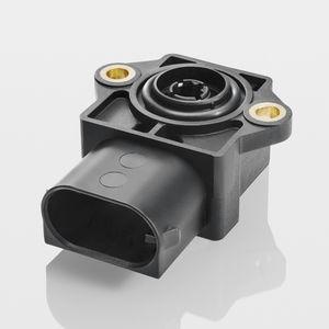 rotary position sensor / non-contact / Hall effect / analog