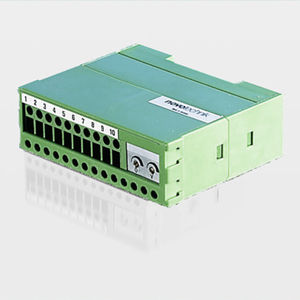 potentiometer signal conditioner / for sensors / for displacement sensors