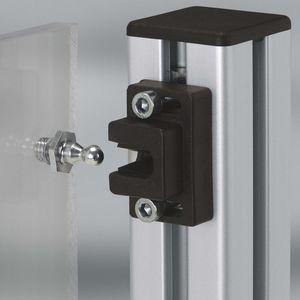 ball latch / sliding door / swing door