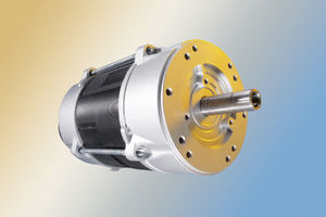 two-phase motor / synchronous / 400 V / compact