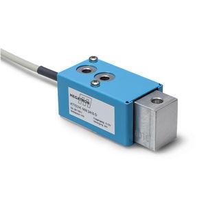 shear beam load cell / dual-beam / compact / aluminum alloy