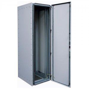 floor-mounted data cabinet